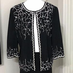 Ming Wang Jacket Size Large